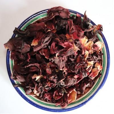 Гибискус (суданская роза Каркаде)